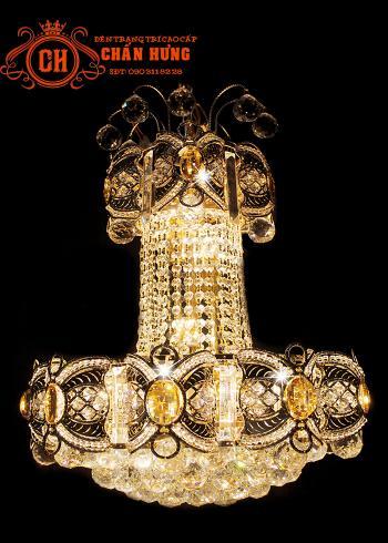 Đèn Chùm Pha Lê 1052