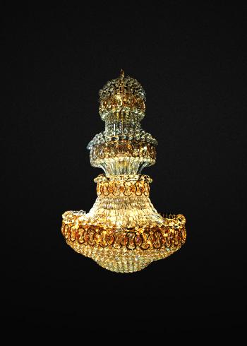 Đèn chùm pha lê 15088