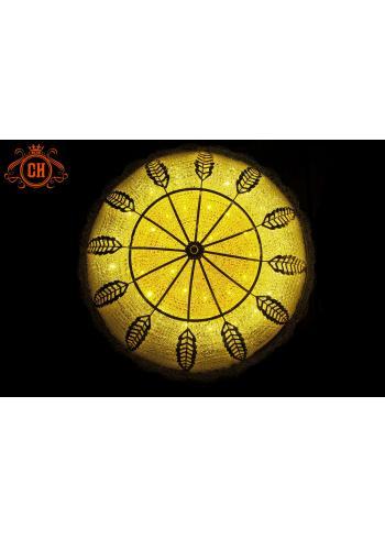 Đèn Mâm Lưới A100