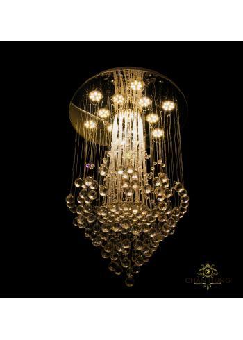 Đèn Thả Pha Lê 6855/500